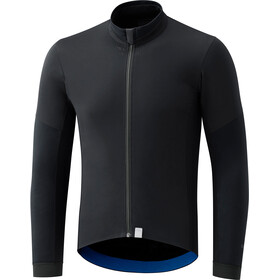 Shimano Evolve Wind Maillot à manches longues Homme, black